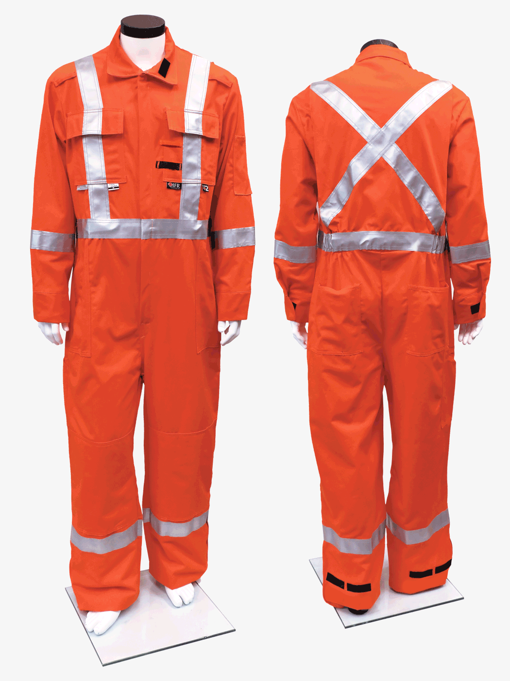UltraSoft® 9 oz Deluxe Coveralls – Style 409