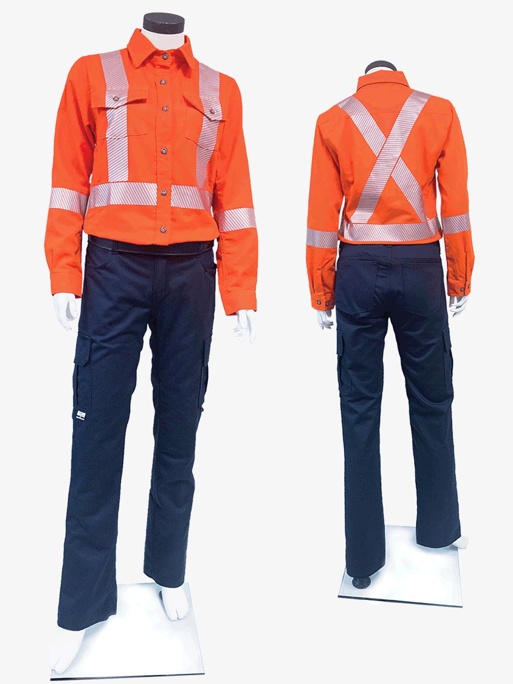 Women's UltraSoft® 7 oz Cargo Pants – Style 671