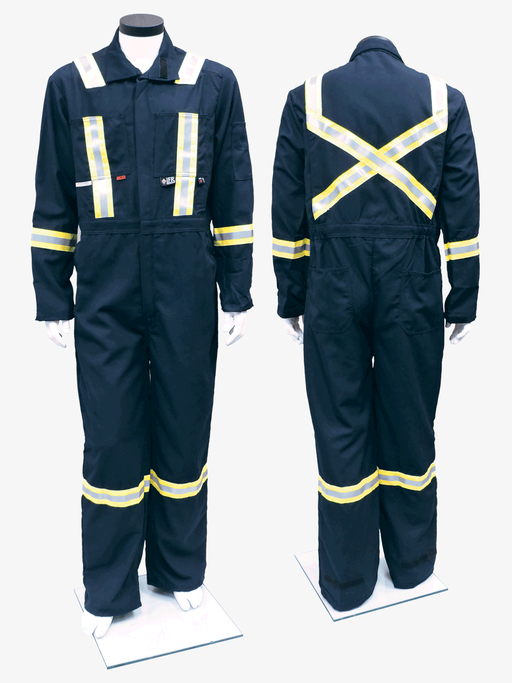 Nomex®IIIA 6 oz Contractor Coveralls – Style 106