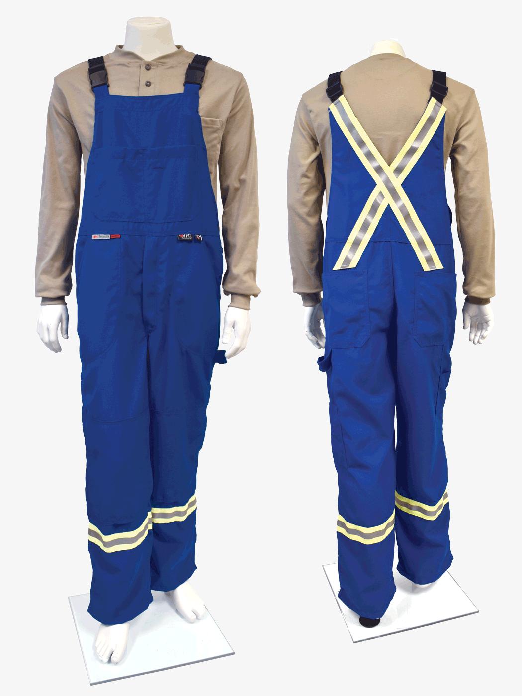 Nomex®IIIA 6 oz Bib Pants – Style 122