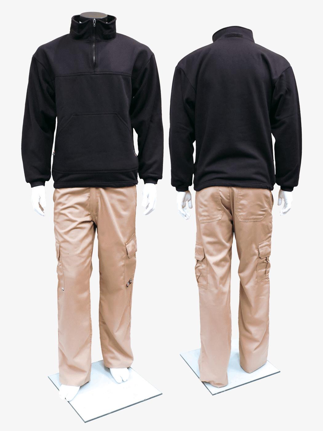 Fleece Pullover – Style 325