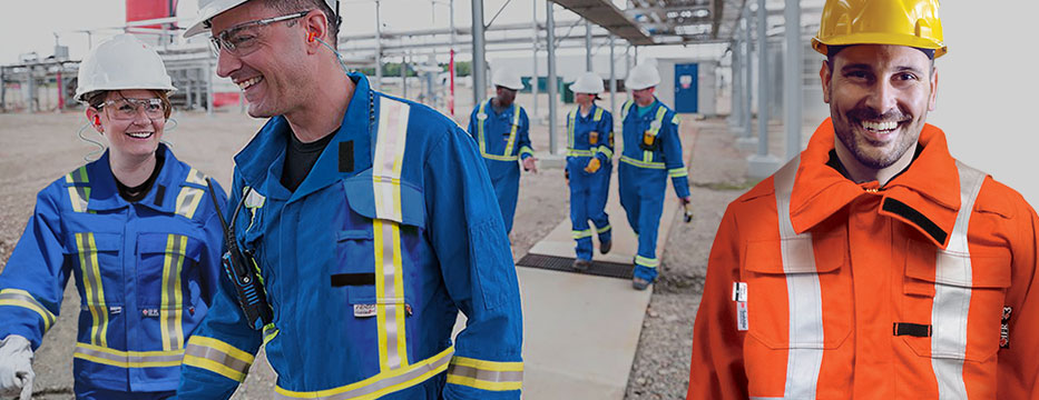 The Trusted Leader in Quality Flame and Arc Resistant Workwear