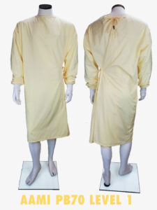 3 oz Reusable Isolation Gown – Style 7350