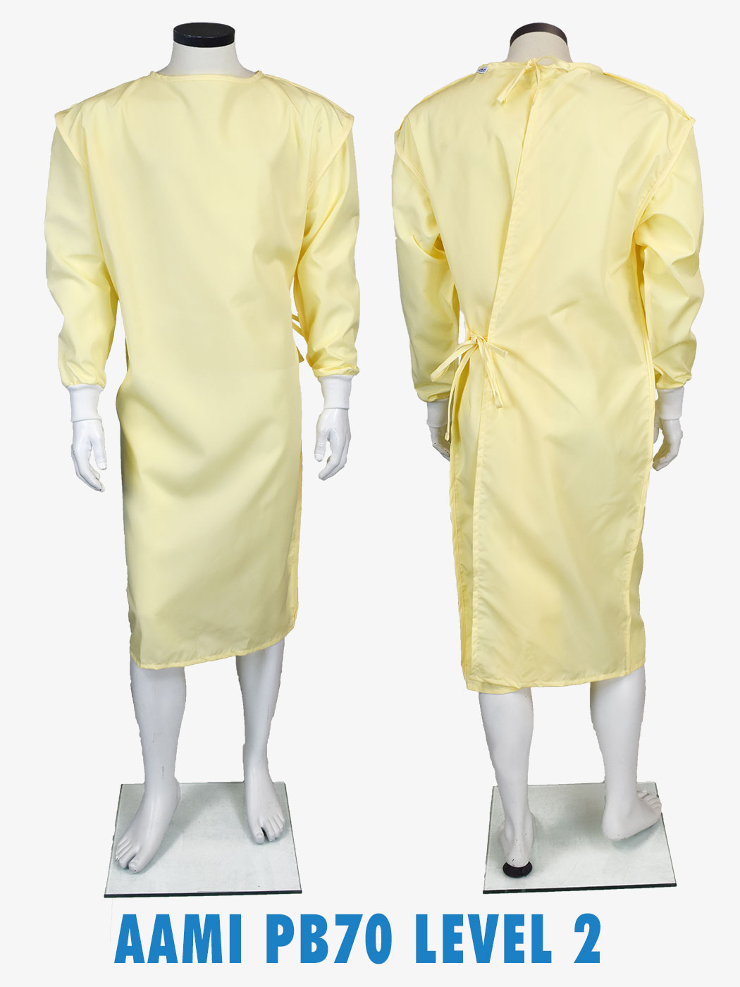 3 oz Reusable Isolation Gown – Style 7360