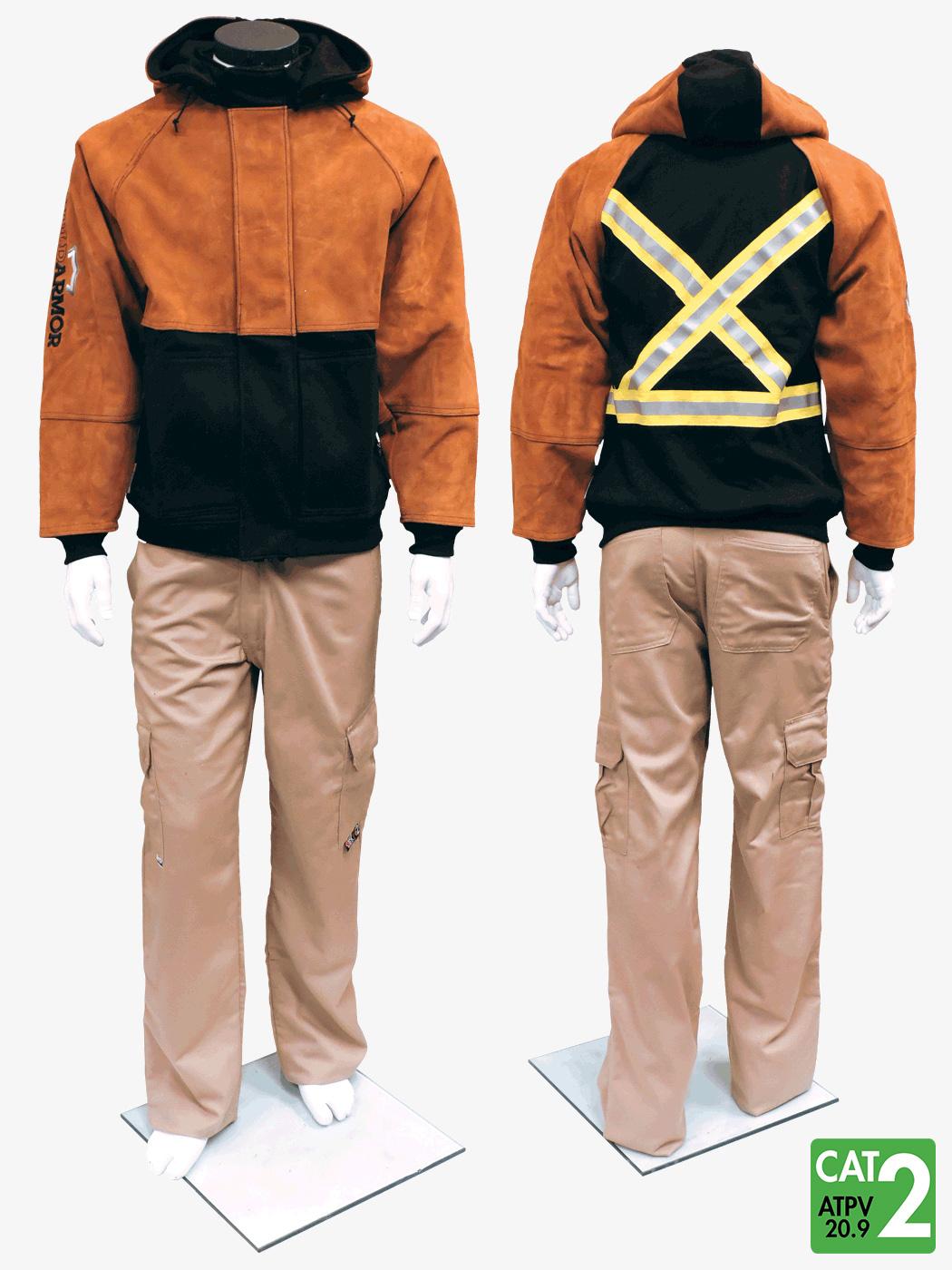 WeldArmor™ Pipeliner Jacket – Style 4331