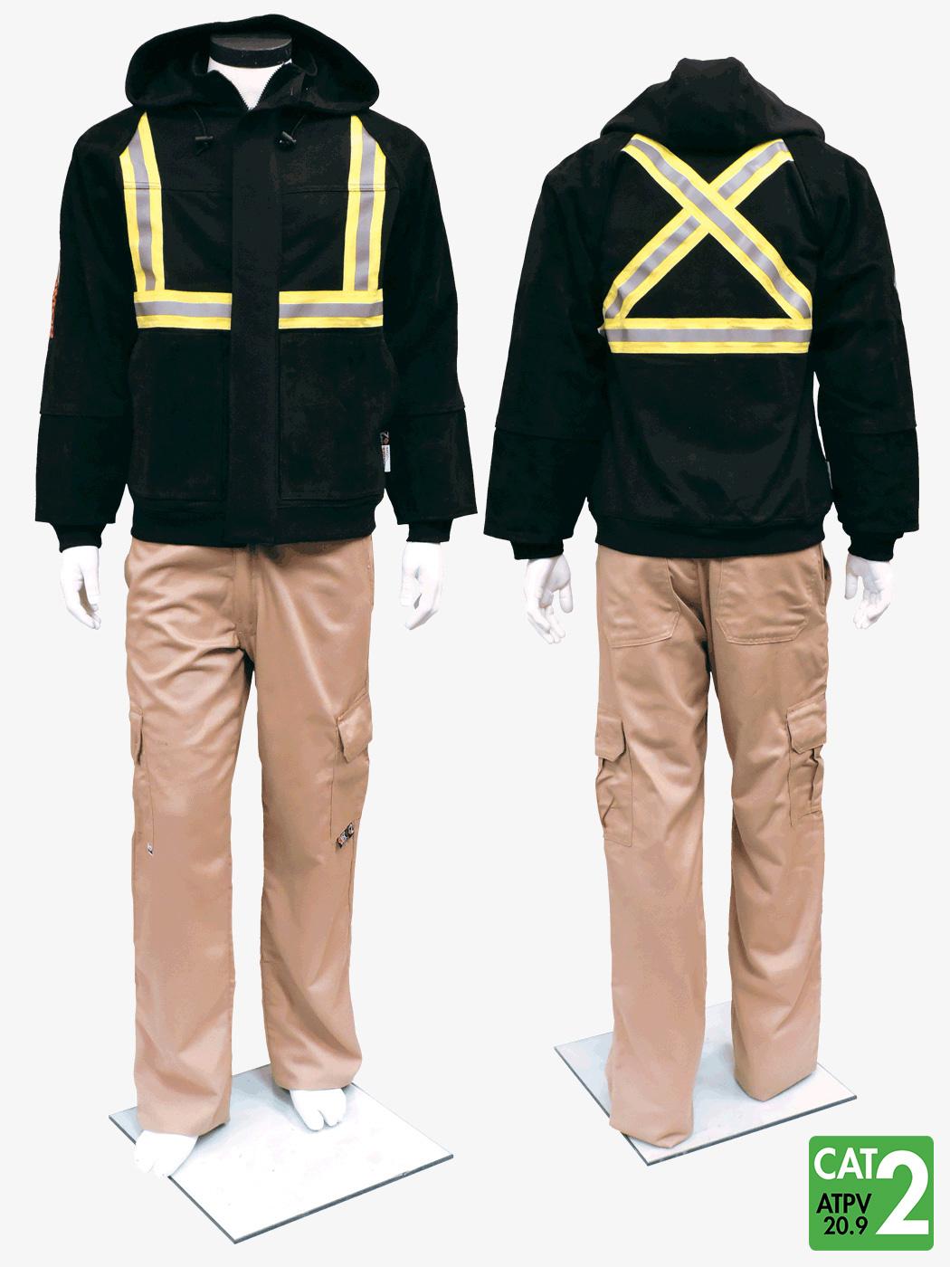 WeldArmor™ Titanium Jacket – Style 4330